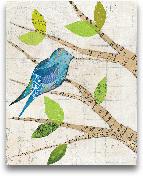 Birds In Spring I - 8x10