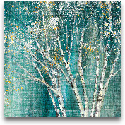 Blue Birch - 27x27