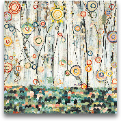 Blooming Meadow - 27x27