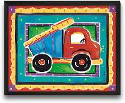 Dump Truck 10x8