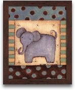 Baby Elephant 8x10