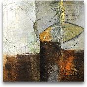 Abstract Pebble IV -...<span>Abstract Pebble IV - 18x18</span>