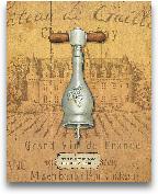 Antique Corkscrew IV...<span>Antique Corkscrew IV Yellow</span>