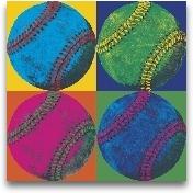 Ball Four-Baseball