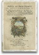 Embellished Bookplate V