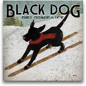 Black Dog Ski Co. 12x12