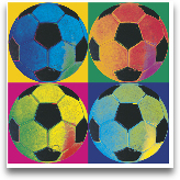 Ball Four-Soccer