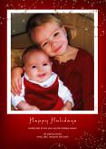 5x7 Card: Holiday Sparkle