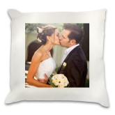 Polysatin Throw Pillow Cover