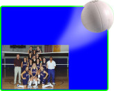 Volleyball - Action Easel