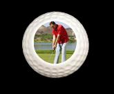 """Golf Ball - 3"""""""
