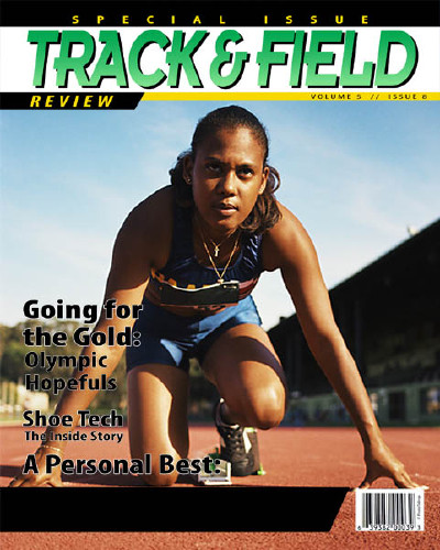 """8x10 """"Track and Field"""""""