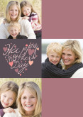 Heart Shaped Mother's Day Collage II