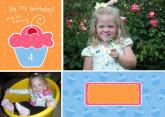 5x7 Card: It's My Birthday