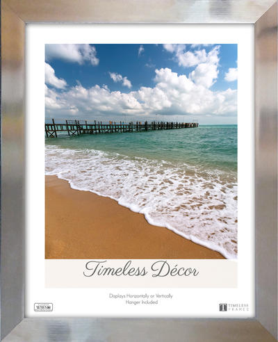 Stainless Pewter 8x10