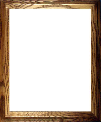 View - Englewood Natural - Openback - 8x10 - Open Back   Timeless Frames