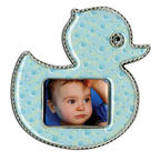 Epoxy Magnet - Blue Duck