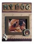 Scrapbook Magnet - My Dog