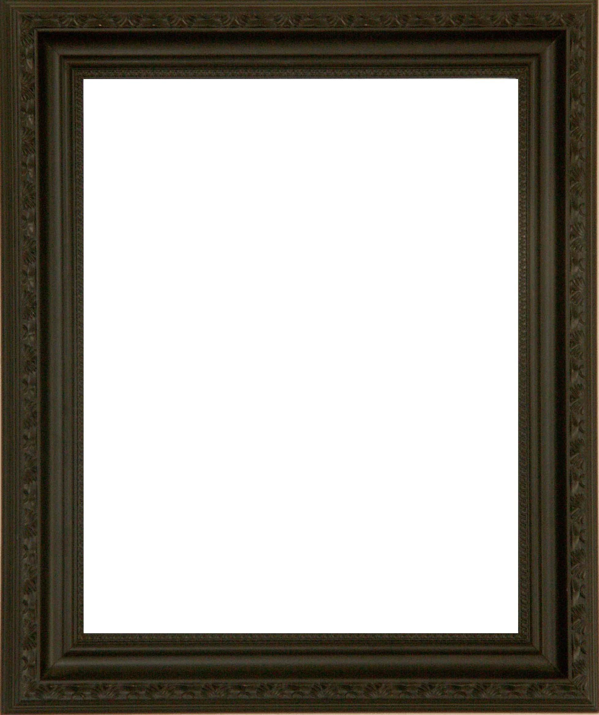View - Loma Black - Openback - 8x10 - Open Back | Timeless Frames