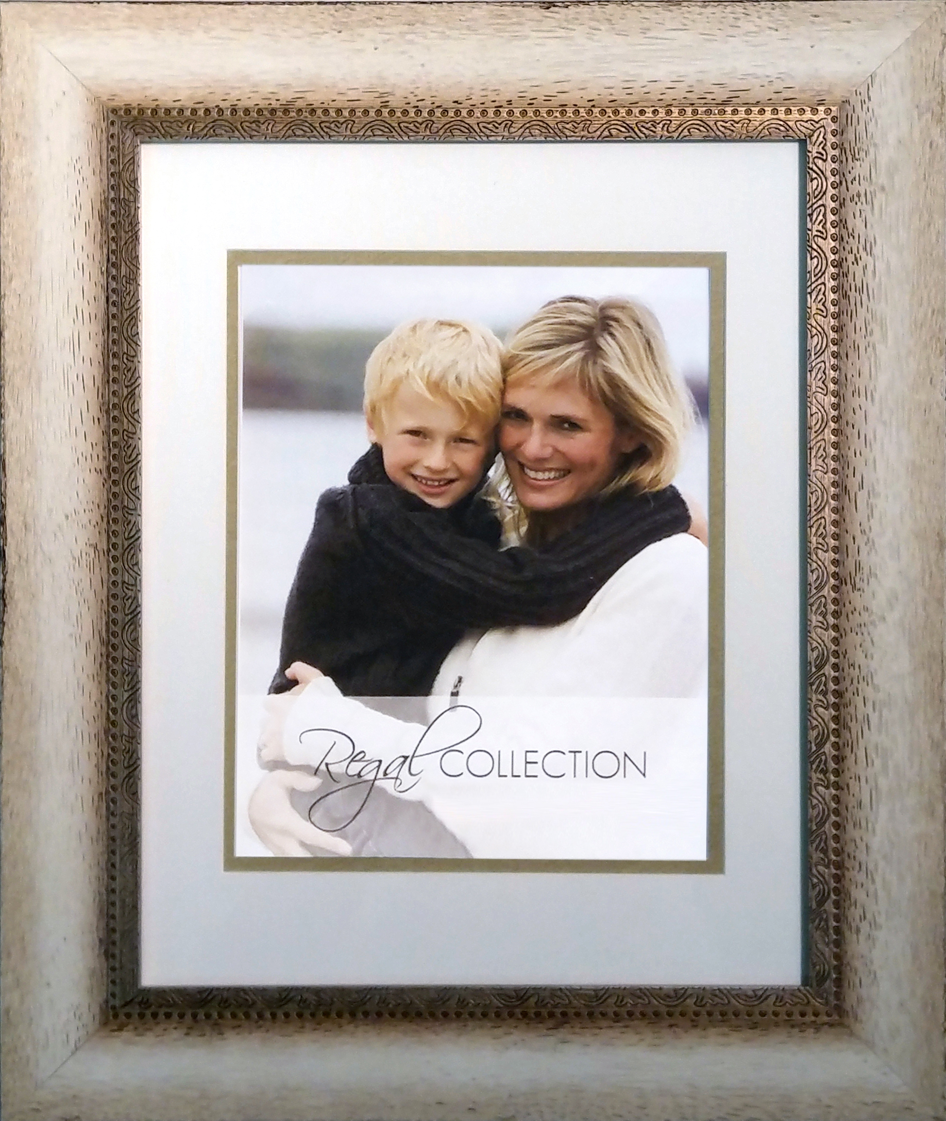 View - Fauna Cream- 8x10 Matted to 5x7 - Wall | Timeless Frames