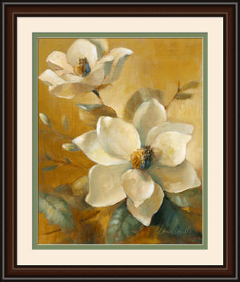 Magnolias Aglow At Sunset I preview